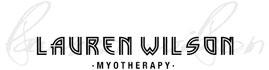 Lauren Wilson Myotherapy